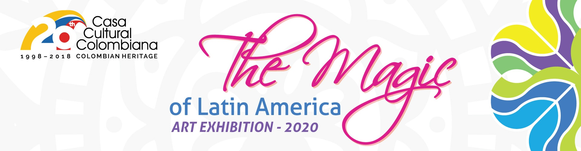Logo The Magic of Latin America 2020